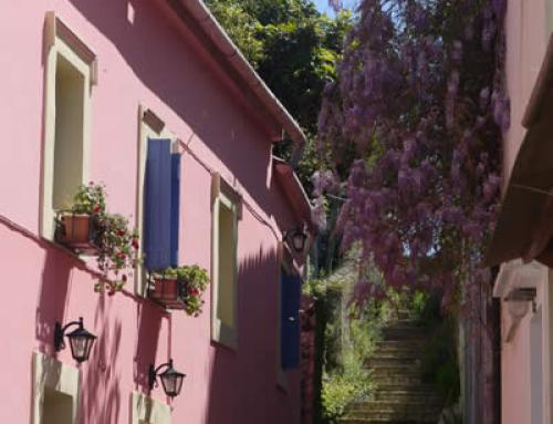 Fiskardo street