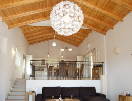 Asteri vaulted ceilings