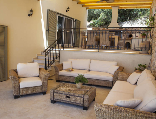 Pergola furniture